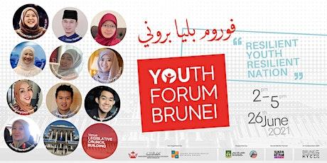 Youth Forum Brunei tickets