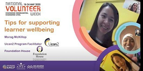Tips for Supporting Learner Wellbeing tickets