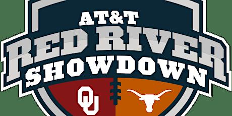 The BIG GAME WATCH (OU-TX 2021 Red River Showdown) ARLINGTON, TX tickets