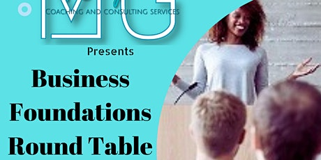 Business Foundations-The Real Business of Starting and Scaling  a Business tickets