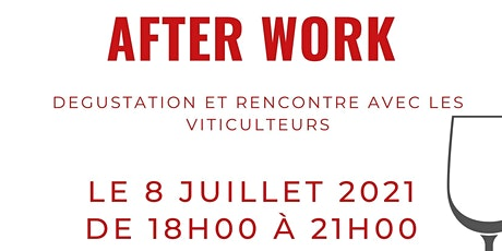 AFTER WORK - Maison Rouge entradas