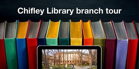 Chifley Library branch tour tickets