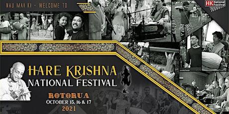 Hare Krishna National Festival 2021 tickets