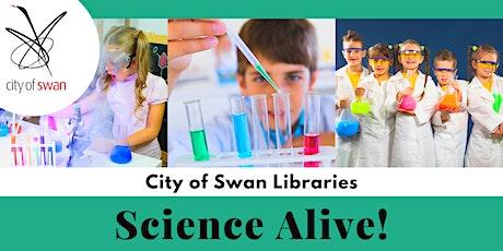 Science Alive: In the Dark? (Midland) tickets