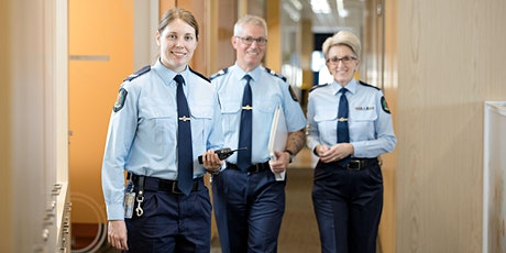 Correctional Officer Career Information Session for Port Lincoln Prison tickets