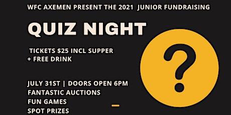WFC Junior Quiz Night tickets