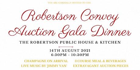 Robertson Convoy Gala Auction Dinner tickets