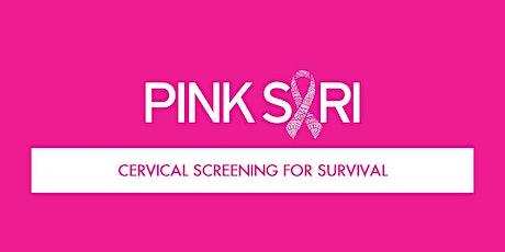 Cervical Screening for Survival Workshop tickets