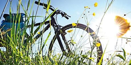 Fahrradtour - Exkursion zu Gemeinschaftsplätzen von Projekten Tickets