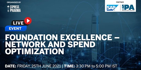 Foundation Excellence – Network and Spend Optimization tickets