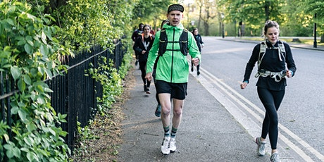 Never Stop London Tuesday Session - Hike to Run tickets