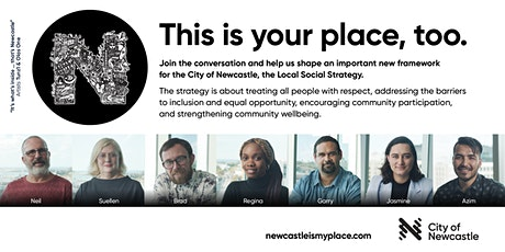 Local Social LGBTIQA+ Consultation - Make it Your Place tickets