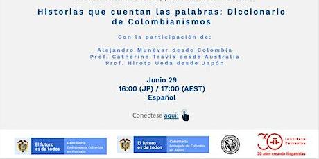 Presentación Diccionario de Colombianismos entradas