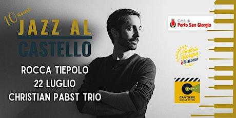 JaC 10! - Christian Pabst trio biglietti