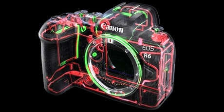 Coolblue Webinar Canon EOS R6 tickets