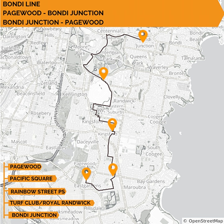 Guided Bike Commute: Bondi Junction to Pagewood - Social image