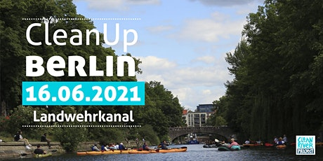 CleanUp Berlin 3 Tickets