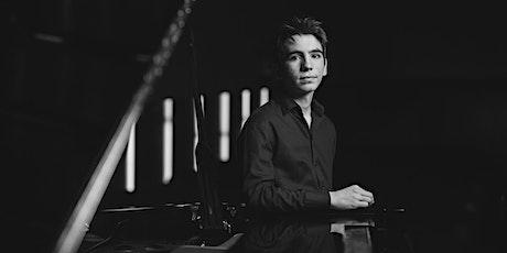Nicolás Margarit y las variaciones Goldberg de Bach entradas