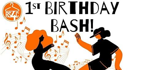RS4C's 1st Birthday Bash! tickets