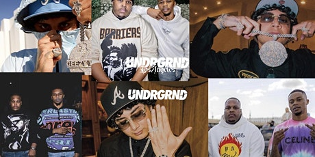 UNDRGRND PRESENTS: OHGEESY + BLUE BUCKS CLAN LIVE IN CONCERT - 18&OVER tickets