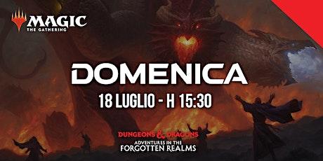 Prerelease - Adventures in the Forgotten Realms - Domenica h 15:30 biglietti