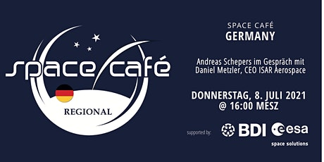 Space Café Germany by Andreas Schepers tickets