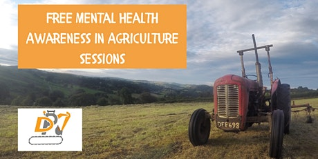 Mental Health Awareness In Agriculture tickets