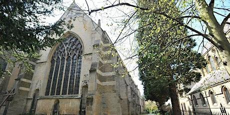 Sunday Mass @ Little St Mary's Church. Cambridge tickets