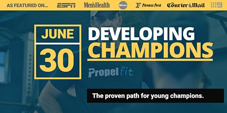 Developing Champions tickets