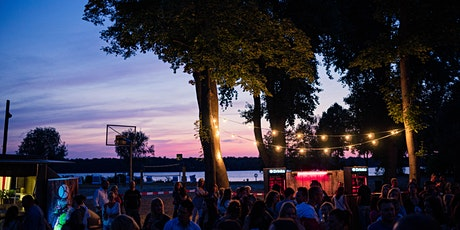 Die große Beachparty 2021 ★ Strandbad Templin in Potsdam tickets