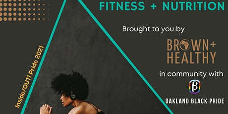 Fun Free Fitness Class brought to you by Brown + Healthy tickets