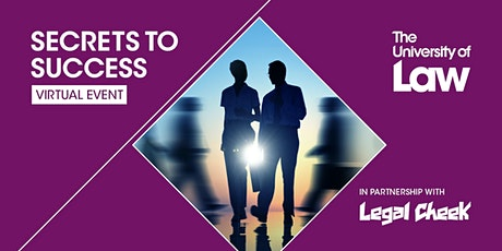 Secrets to Success London - with leading law firms and ULaw tickets
