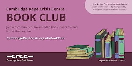 CRCC Book Club - August Meeting tickets