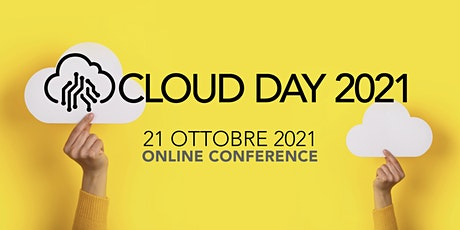 Cloud Day 2021 biglietti