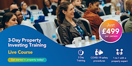 Heathrow 3-Day Property Investing Training tickets