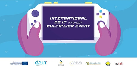 """""""Do It - Doing Inclusion Together"""" project Multiplier Event game activity biglietti"""