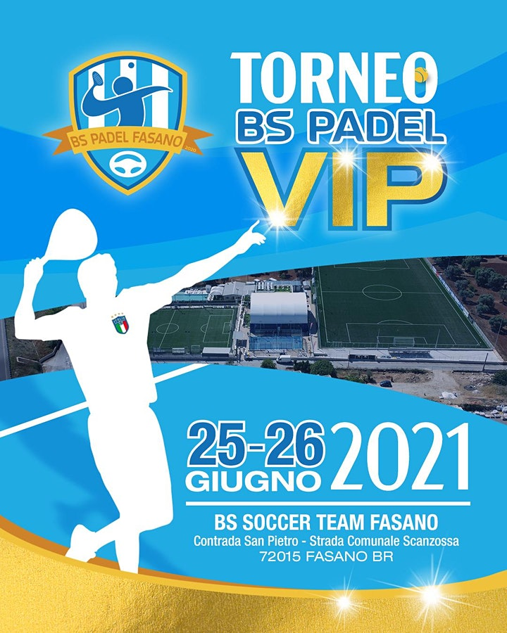 Immagine Torneo BS Padel VIP