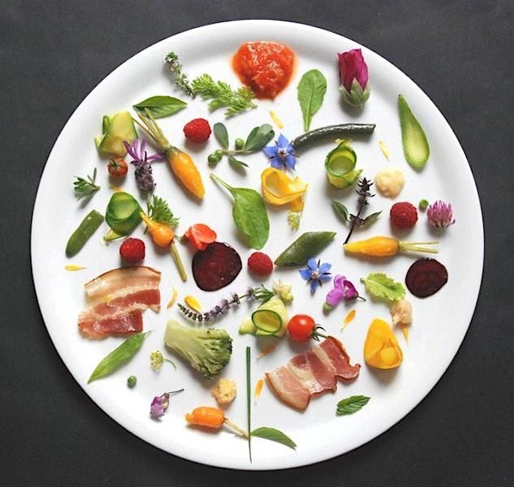 Afbeelding van GAIA Bodem Diner. 4 gangen najaars PopUp Resto in de kas van Pluk Lutkemeer