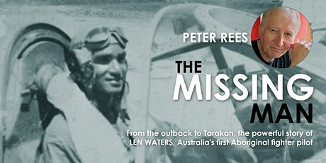 Author Talk: Peter Rees on  The Missing Man tickets