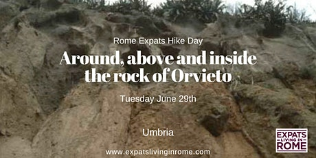 Tuesday Around, above and inside the rock of Orvieto (Umbria) biglietti