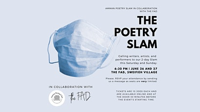 The 2-Day Slam (Swefieh Village Edition) tickets