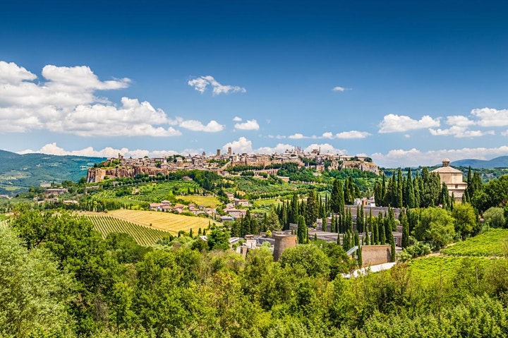 Tuesday Around, above and inside the rock of Orvieto (Umbria) image