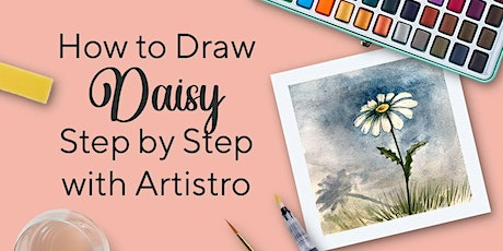 Drawing a Daisy: Very Simple Guide tickets