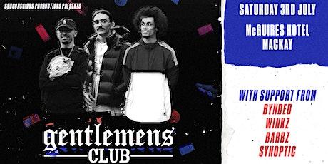 Gentlemen's Club // McGuires tickets