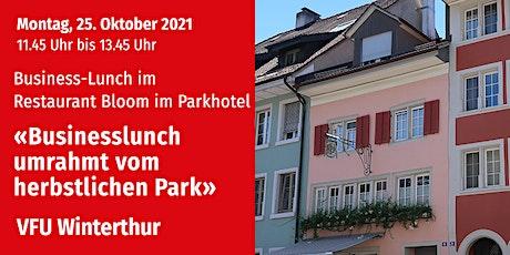 Business-Lunch, Winterthur, 25.10.2021 billets