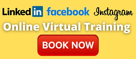 LinkedIn, Facebook & Instagram Training for Business! tickets