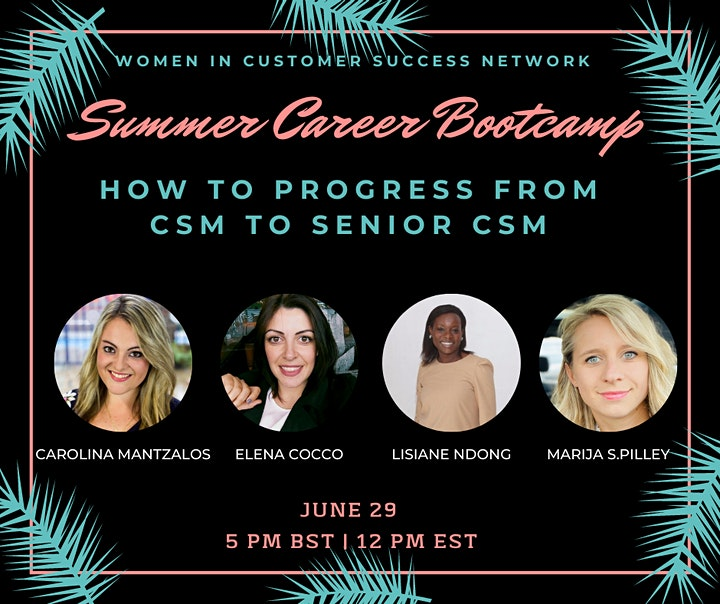 Summer Career Bootcamp image