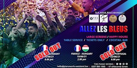 ALLEZ LES BLEUS (PICCADILLY) tickets