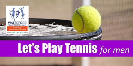 Let's Play Tennis for men tickets