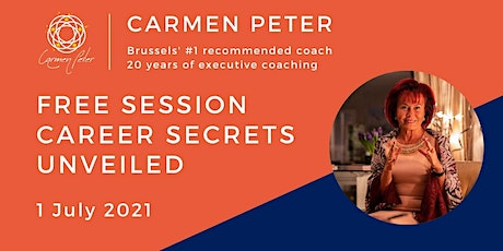 Free Session - Career Secrets Unveiled tickets